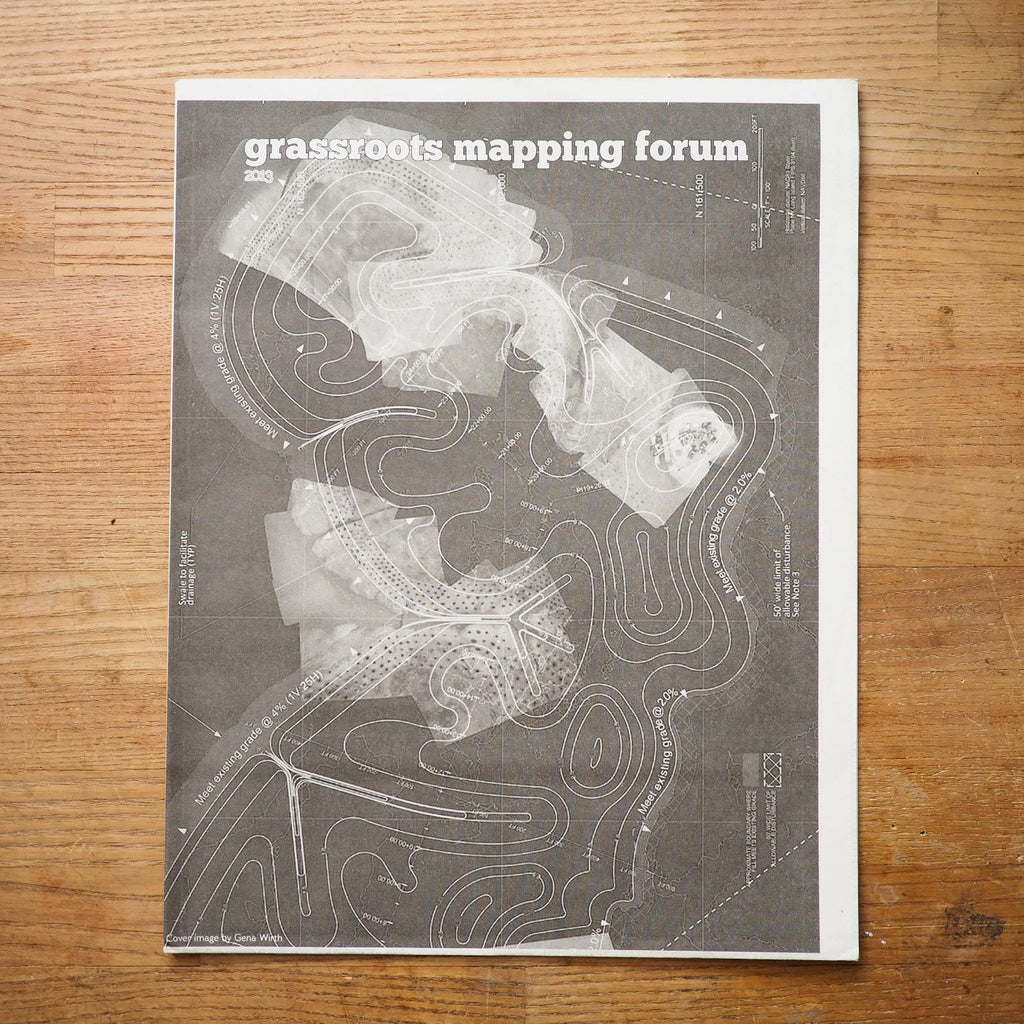 Grassroots Mapping Forum Issue #4