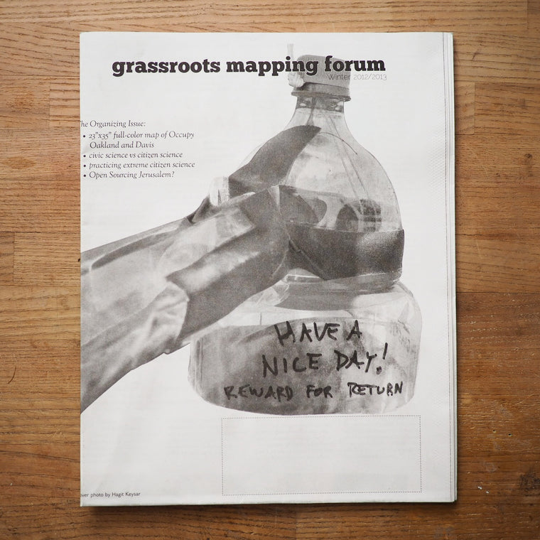 Grassroots Mapping Forum Issue #3