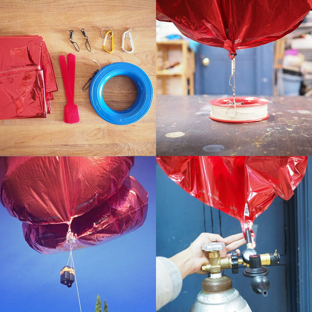 Mini Balloon Mapping Kit