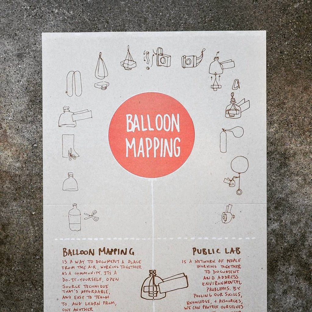 Balloon Mapping: The How-To Poster