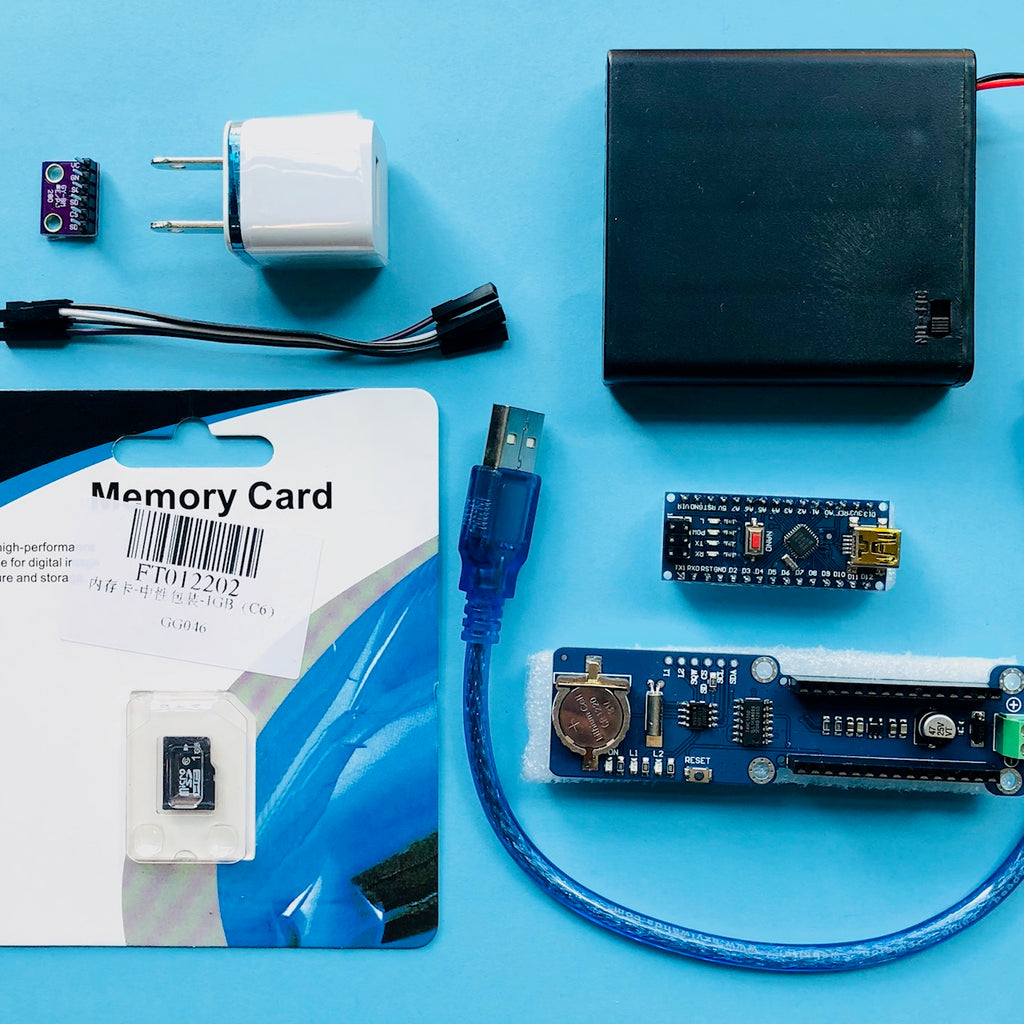 Nano Data Logger Kit from KAPtery