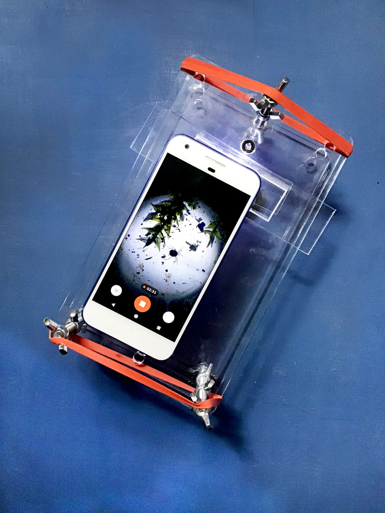 Cell Phone Microscope Prototyping Kit