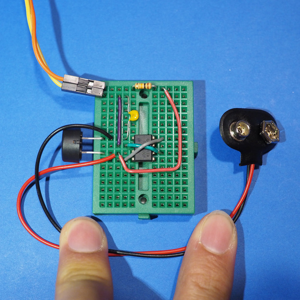 Coqui Conductivity Sensor