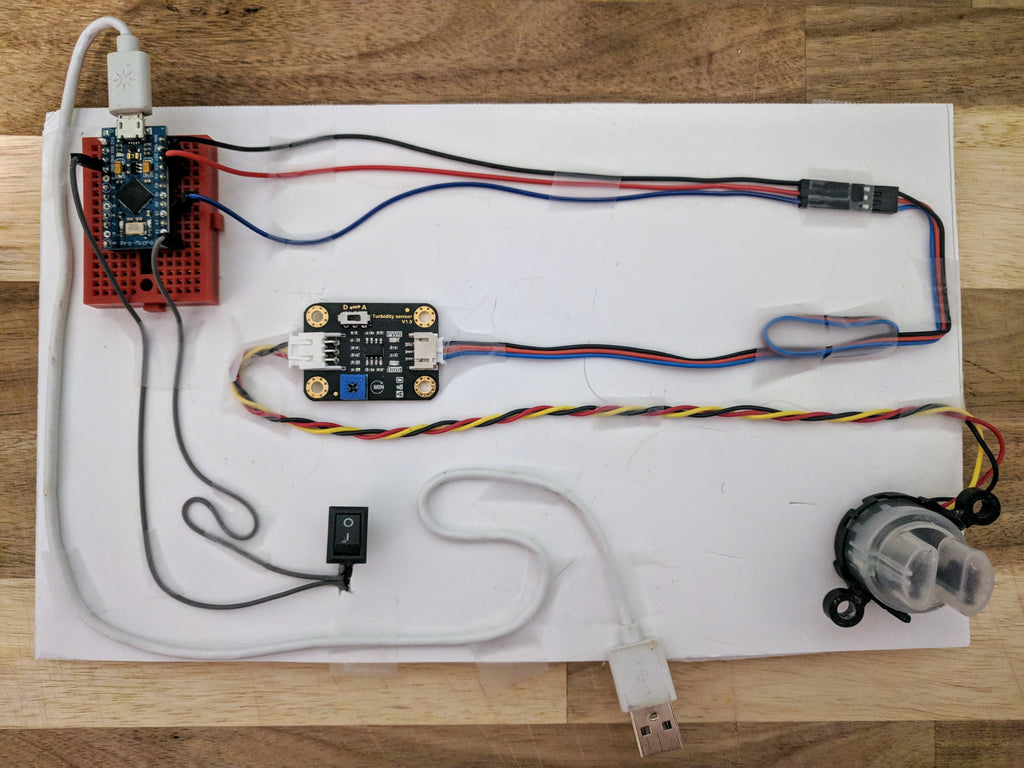 Simple Turbidity Sensor Kit