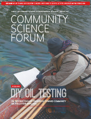 Community Science Forum—DIY Oil Testing