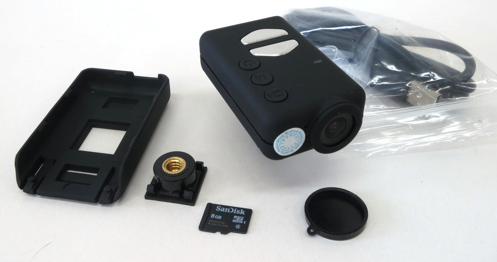 Mobius Camera Kit with all parts and A-Model Lens Installed