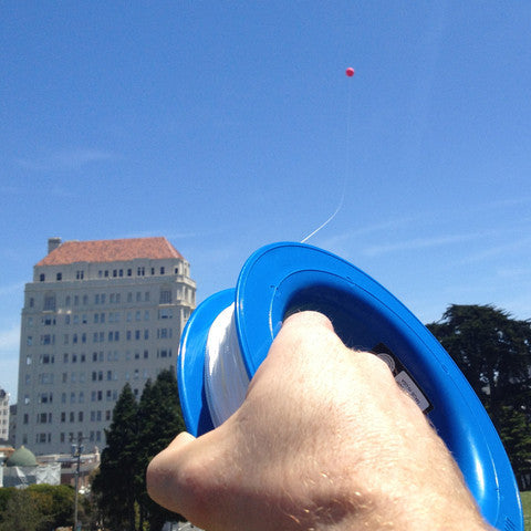 Balloon and Kite Mapping Reel