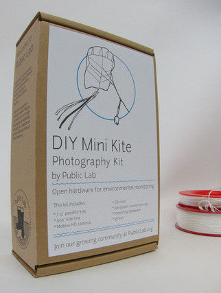 DIY Mini Kite Kit