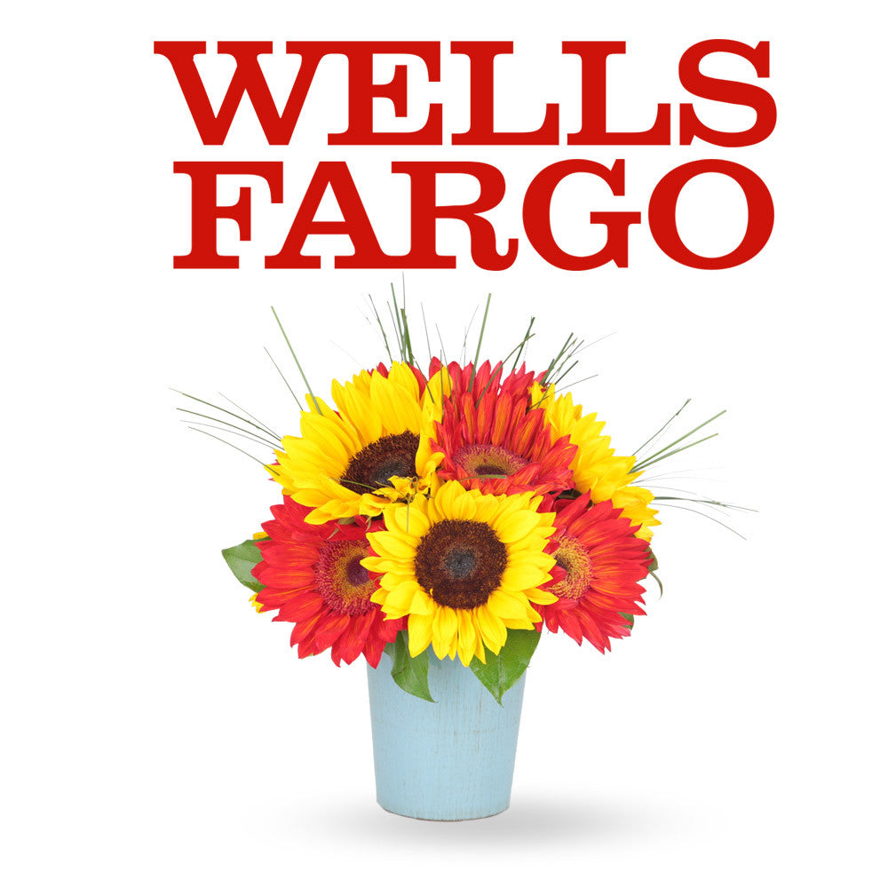 Wells Fargo Special Bouquet