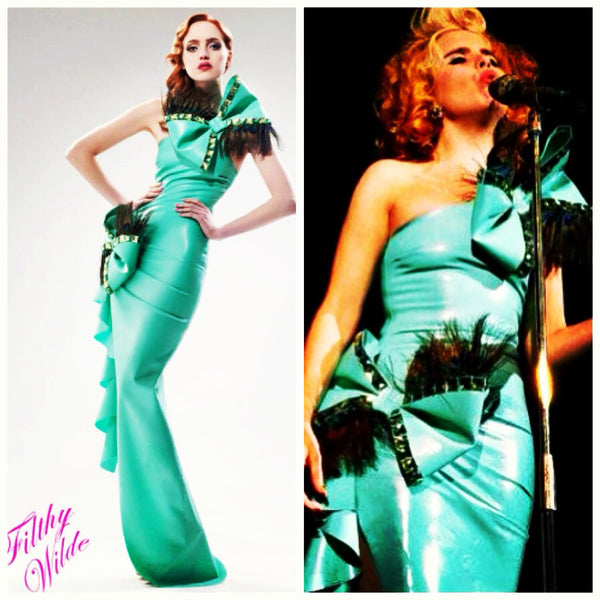 Paloma Faith in concert wearing William Wilde! | William Wilde UK