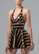 Latex Paradise Dress