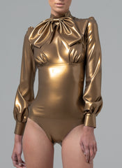 Latex Midas Pussy Blouse