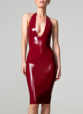 Latex Express Dress