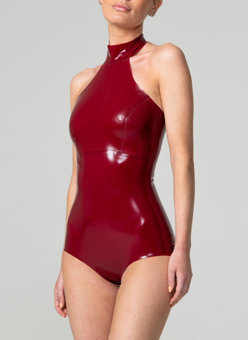Latex Lucky Playsuit