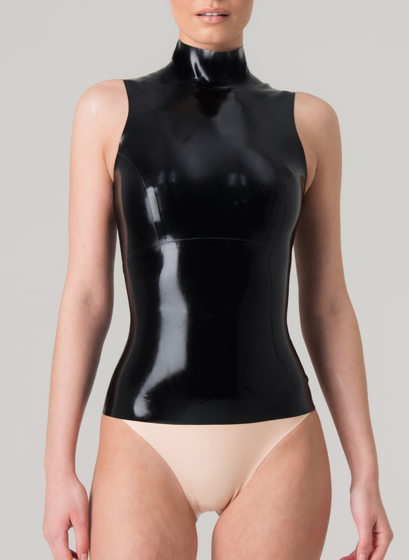Latex Tempest Top