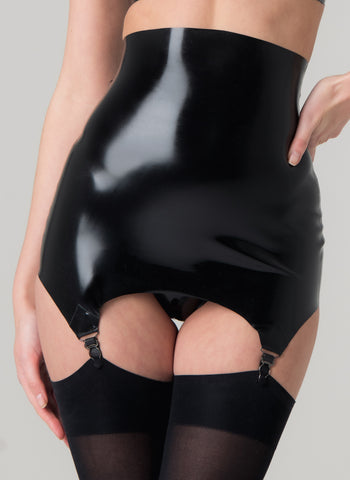 Latex Kiss Girdle