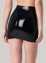 Latex Fame Skirt