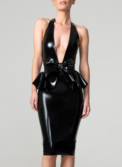 Latex Duchess Dress