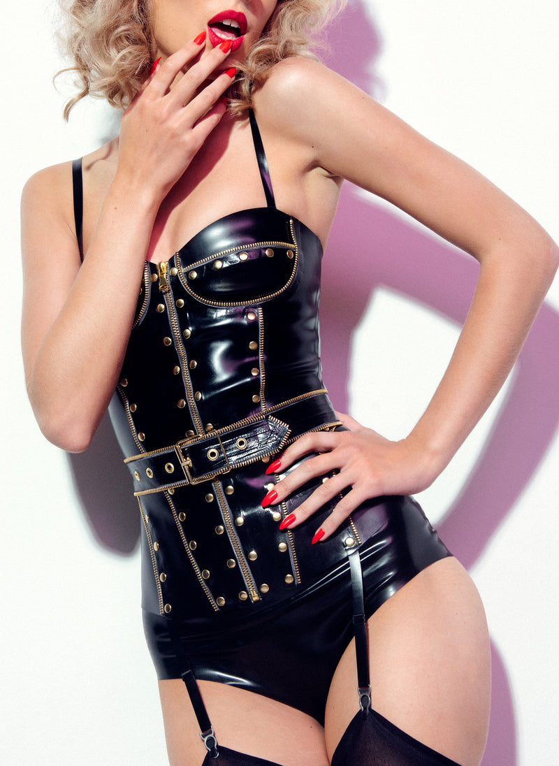 Latex Motor Siren Basque