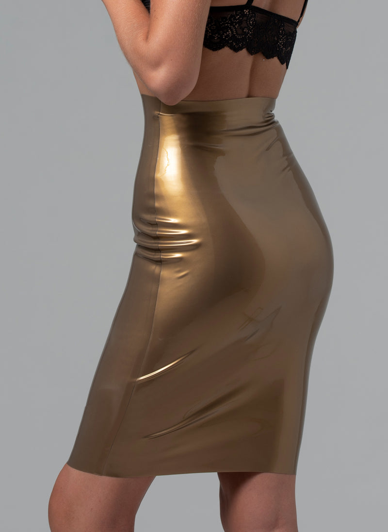 Latex Gypsy Skirt