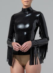 Latex Born Wilde Blouse