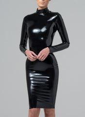 Latex Opium Dress