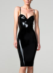 Latex Monroe Dress