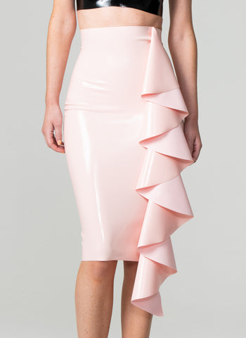 Latex Opera Skirt