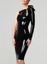 Latex Eleganza Dress