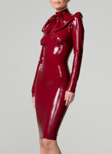 Latex Kensington Dress & Bow