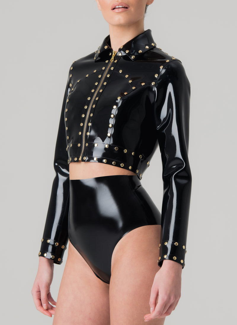 Latex Freedom Jacket