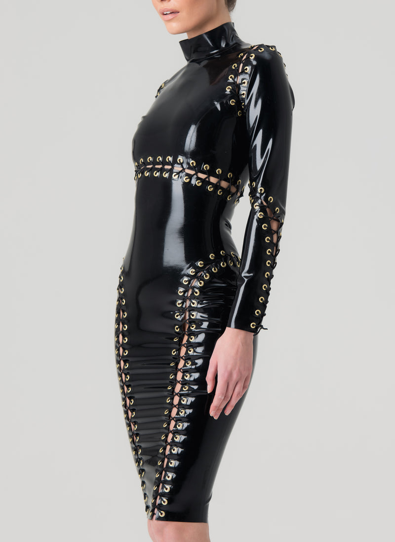 Latex Addiction Dress
