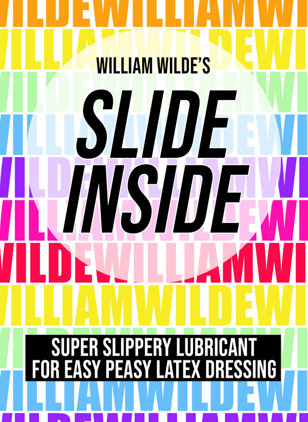 Slide Inside - Latex Dressing Lubricant