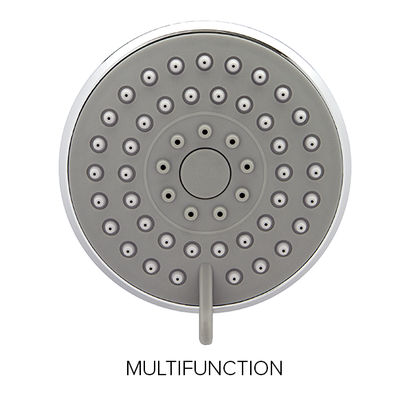 Standard Multifunction Shower Head 1.5 gpm