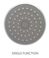 Standard Single Function Shower Head 1.5 gpm