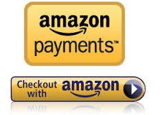 Now we are accepting Amazon Payments!!