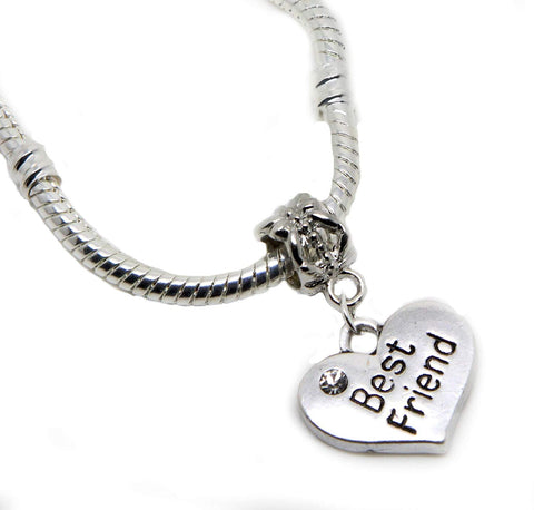 Best Friend Beads Charm