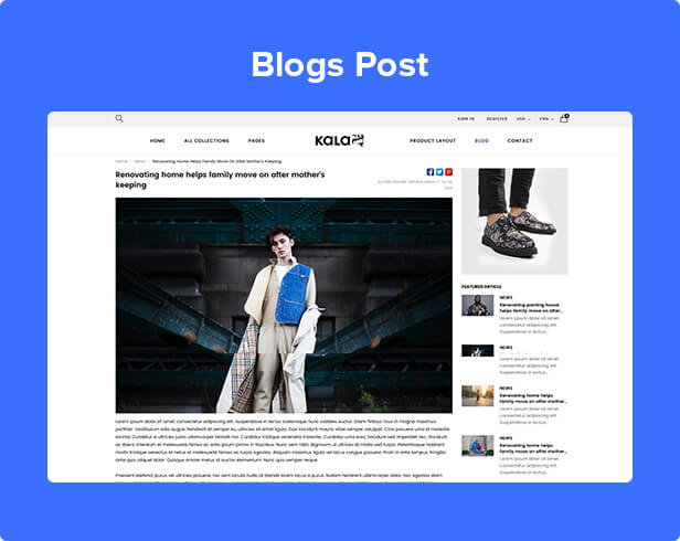 blogs post