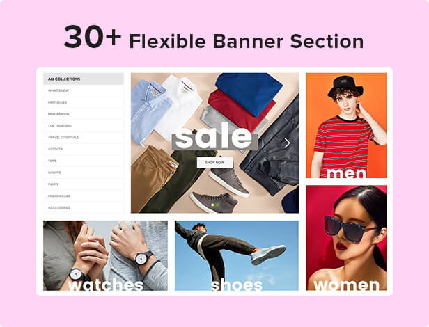flexible banners
