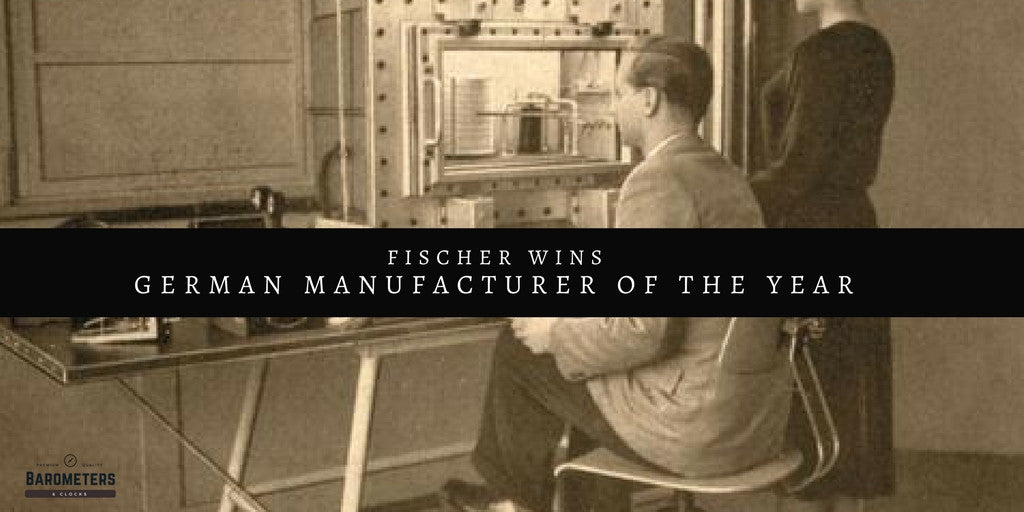 Fischer Products Win German Manufacturer of the Year