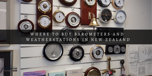 Where to buy Barometers and Weatherstations in Christchurch New Zealand