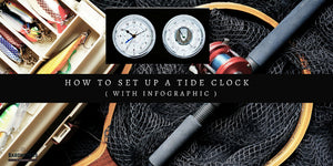 How To set a Tide Clock ( With Infographic )