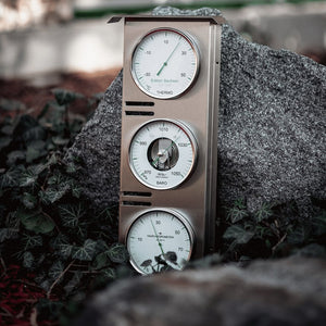 outdoor garden barometers and weatherstations