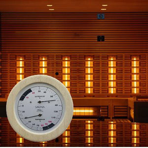 Sauna Thermometers & Hygrometers