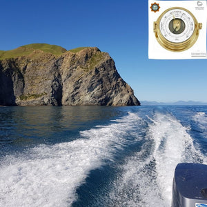 Nautical Instruments for Boats, Yachts and Ships