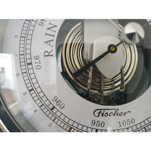 Fischer german made wall barometer