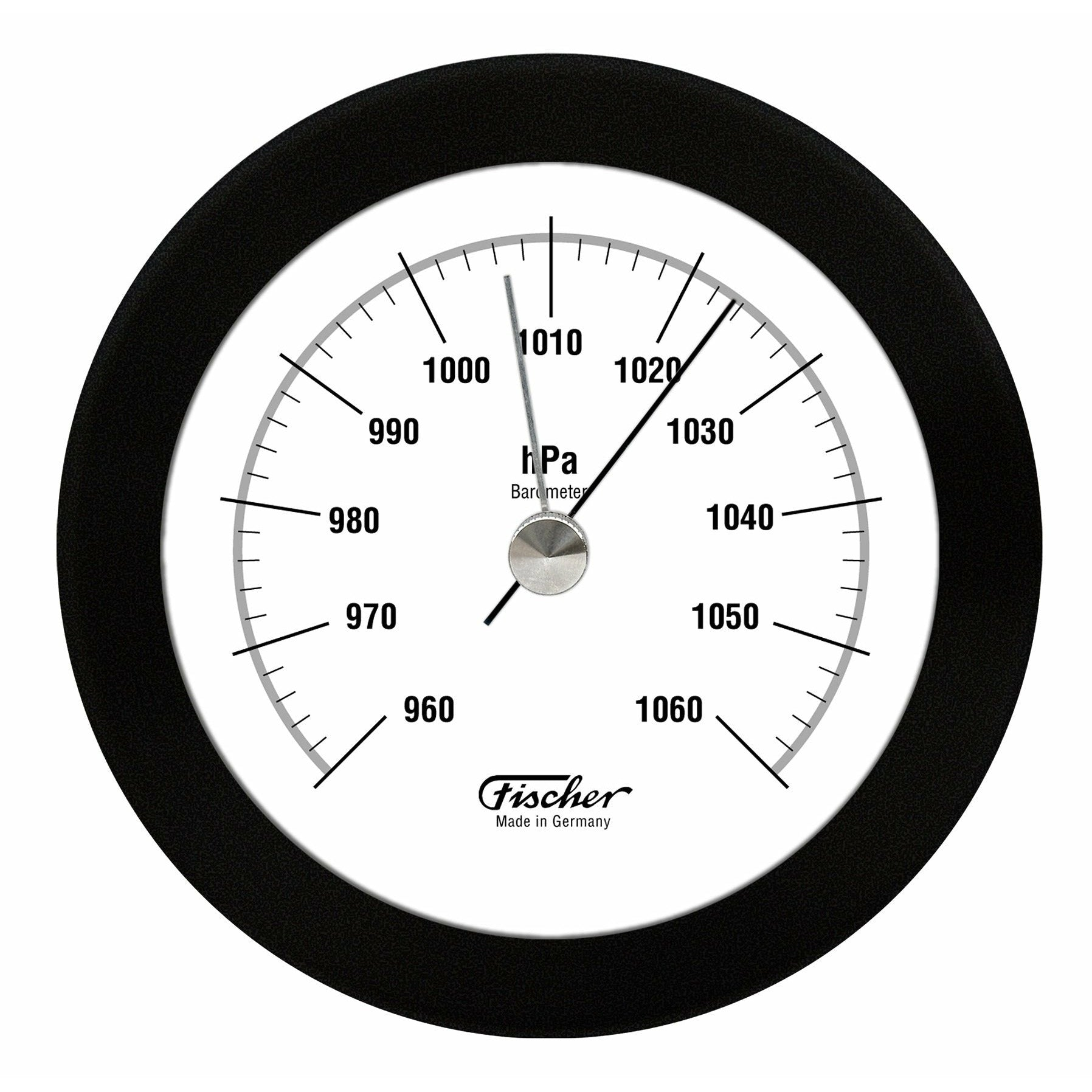 Modern Indoor - Outdoor Barometer