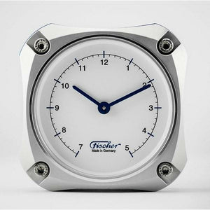 Cockpit Silver Edition Clock