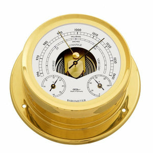 Brass Weatherstation