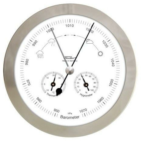 Indoor & Outdoor Stainless Weather Instrument